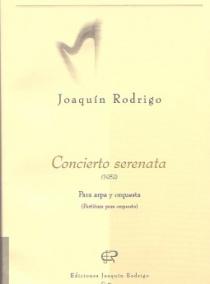 Concierto serenata (Partitura y orquesta)