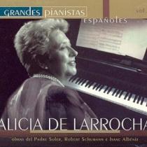 Grandes pianistas españoles, vol. 4 - Alicia de Larrocha