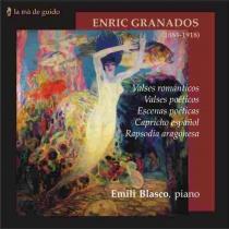Enric Granados. Música per a piano