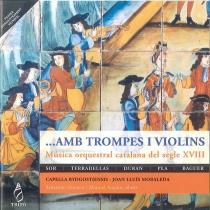 ...con trompas y violines