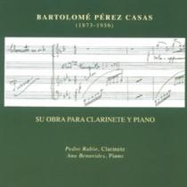 Obra para clarinete y piano
