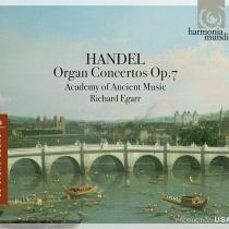 HANDEL. Organ Concertos op.7