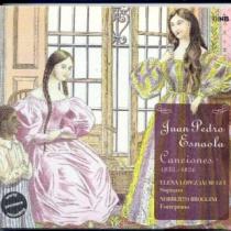 Juan Pedro Esnaola - Canciones 1833 - 1836