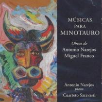 Músicas para Minotauro