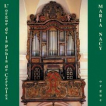 The organ from la Pobla de Cérvoles
