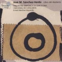 SÁNCHEZ-VERDÚ. Libro del destierro