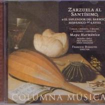 Zarzuela al Santíssimo S. XVIII
