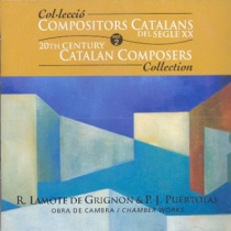 Compositores catalanes del siglo XX, vol. 2
