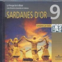 Sardanes d'or Vol.9