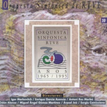 Orquesta Sinfónica de RTVE. XXX Aniversario
