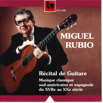 Récital de guitarre (Musique classique sud-américaine et espagnole du XVII-XX)