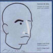 Manuel de Falla: integral de la obra para voz y piano