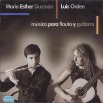 Música para flauta y guitarra