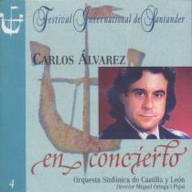 Festival Internacional de Santander vol. 4. Carlos Álvarez