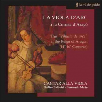 The viola de arco in the Reign of Aragon