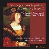 Los compositores imperiales de Carlos V y Felipe II