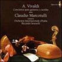 Antonio Vivaldi; Conciertos para guitarra y cuerdas