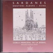 Sardanes d'Antoni Albors i Asins
