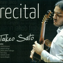 Takeo Sato - Guitarra