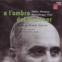 A l'ombra del lledoner. Poetry by Tomàs Garcés