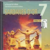 Sardanes d'or Vol.7