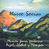 Marco Socías; Música para guitarra