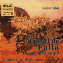 Manuel de Falla - Obras Para piano