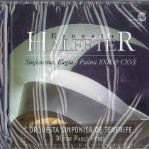 Sinfonietta-Elegía-Psalmi XXII&CXVI