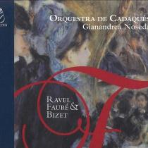 Obras de Ravel, Fauré & Bizet