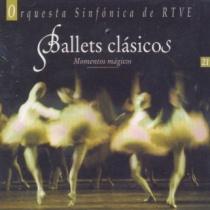 Ballets Clásicos. Momentos mágicos