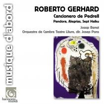 GERHARD. Cancionero de Pedrell