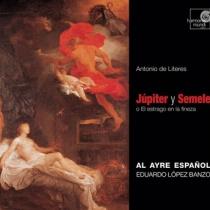 Literes: Jupiter y Semele o El estrago en la fineza