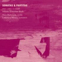 Sonatas & Partitas BWV 1001 - 1006