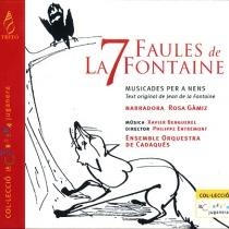 7 Faules de La Fontaine