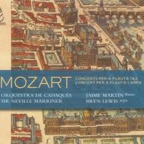 Flute Concertos 1&2, Flute & Harp Concerto