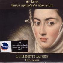 Ay Luna: Música Española del Siglo de Oro