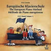 Método europeo de piano vol. 1 (CD)
