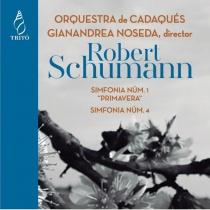 Schumann: Simfonies 1 i 4