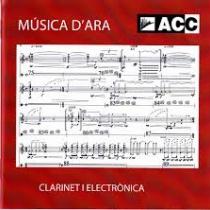 Música d'ara. Clarinet i electrónica