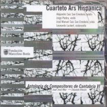 Antología de compositores de Cantabria vol VI