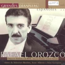 Grandes pianistas españoles vol. 6. Rafael Orozco