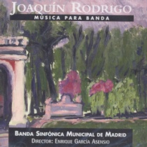 Joaquín Rodrigo. Música para banda
