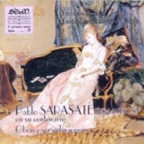 Pablo Sarasate en su  centenario. Obra para violín y piano.