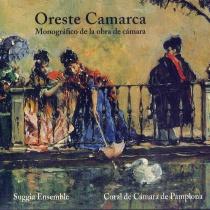 Oreste Camarca - Monográfico de la obra de cámara