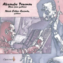 Alexandre Tansman; Obras para guitarra