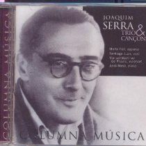 Joaquim Serra: Trio & Songs