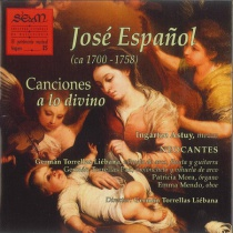 El patrimonio musical hispano nº 25. José Español