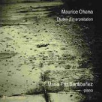 Études d'Interpretation. Maurice Ohana