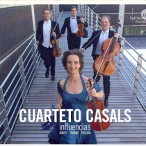 Quartet Casals. Influencias