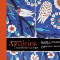 Azulejos y obras de cámara - Albéniz y Granados